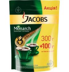 Кофе  JACOBS MONARCH растворимый сублимированный 400 гр