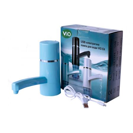 Помпа для воды электрическая ViO E4 BLUE