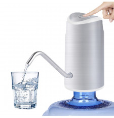 Помпа для воды электрическая ViO E8 Silver, серебристая