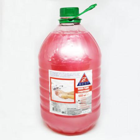 Жидкое мыло Z-BEST малина 5л