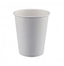 Стакан бумажный термо белый 250мл 50шт