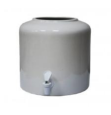Диспенсер для воды «Белый» керамический
