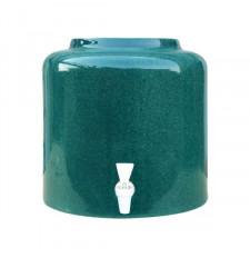 Диспенсер для воды «Мрамор Зеленый» керамический