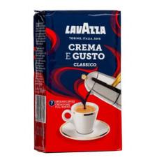 Кофе молотый Lavazza Crema&Gusto 250 г