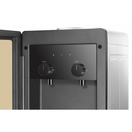 Кулер для воды HotFrost V250CE Gold напольный с верхней загрузкой