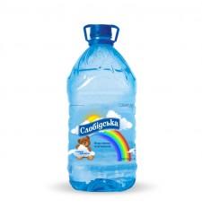 Детская вода «Слобідська» 6л х 2 бутылки