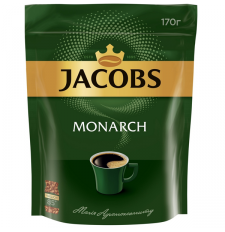 "Кофе растворимый ""Jacobs Monarch"" 170 г."