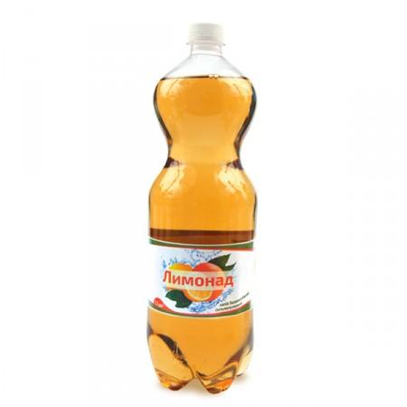 """Безалкогольний напій зі смаком лимонакду, """"БАРБА"""",  2 л. ціна в Київі"""