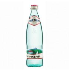 Минеральная вода Боржоми 0,33 л (12 шт.) цена