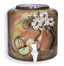 Диспенсер для води кераміччний «Яблуко» ціна в Києві