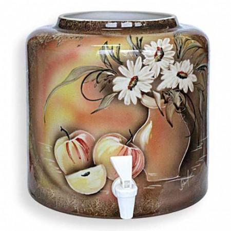 Диспенсер для воды керамический «Яблоко» цена в Киеве