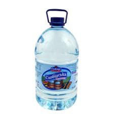 "Питна вода ""Слобідська"" 6л х 2 пляшки"