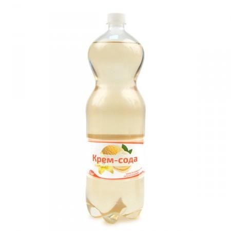 Безалкогольный напиток «Барба» Крем-сода 1,5 л (уп\6шт)