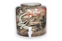 Диспенсер для воды керамический «Птицы» цена
