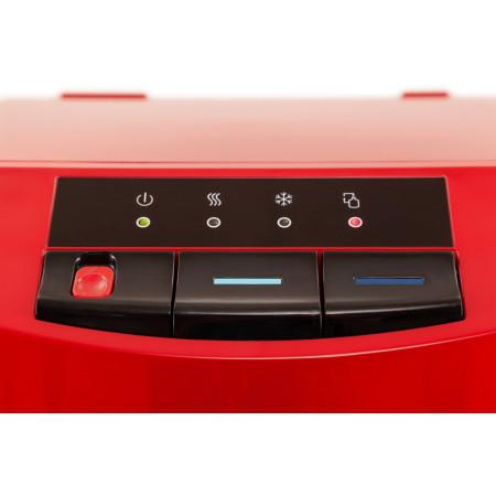 Кулер для воды HotFrost 45A RED напольный с нижней загрузкой