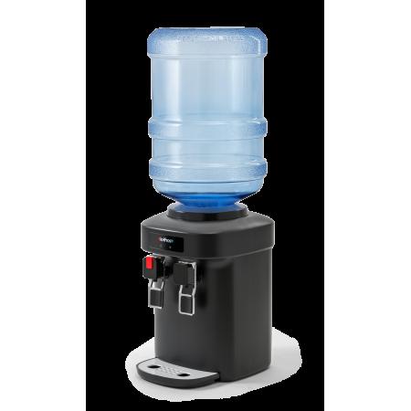 Кулер для воды HotFrost D65EN настольный черного цвета