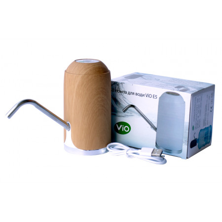 Помпа для воды электрическая ViO E5 LIGHT WOOD