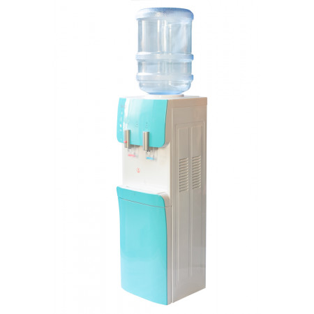 Кулер для воды VIO Х217-FEC BLUE с верхней загрузкой