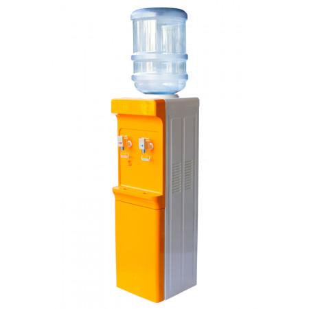 Кулер для воды VIO Х83-FCC ORANGE с верхней загрузкой