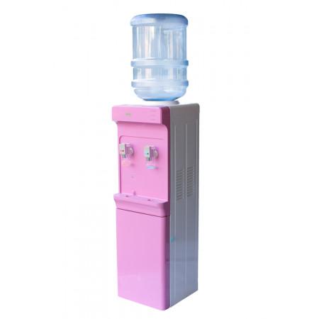 Кулер для воды VIO Х83-FCC ROSE с верхней загрузкой