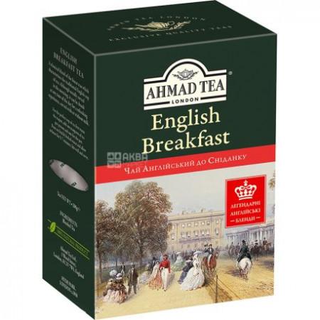 Чай черный Ahmad Tea English Breakfast, 200 гр