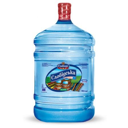 Артезіанська вода для кави 18,9л